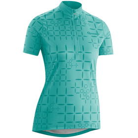 Gonso Loure - Maillot manches courtes Femme - turquoise
